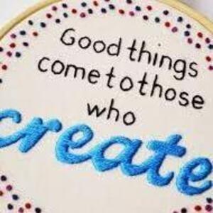 Sip N Stitch Sewing Circle