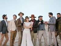 Hot Club of Cowtown:  Dustbowl Revival