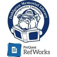 RefWorks 101 @ DML