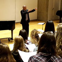 Simpson Honor Choir Concert