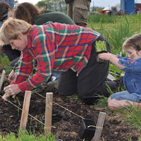 Free Summer Garden Program For Families