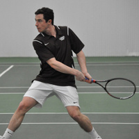 Men's Tennis vs ITA Regionals | Athletics