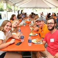 Big Orange Block Party