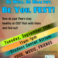 Be Well. Be Healthy. Be You. FEST!