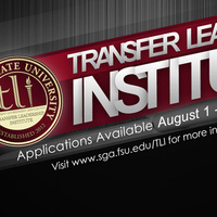 Transfer Leadership Institute Application