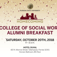 CSW Homecoming Alumni Breakfast