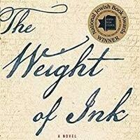 Jewish Studies Sunday Book Group: The Weight of Ink