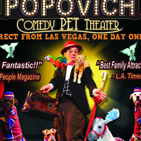 World Famous Comedy Pet Theater
