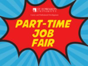 Fall 2018 Part-Time Job Fair