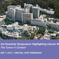 3rd Quarterly Symposium Highlighting Cancer Research at Parnassus