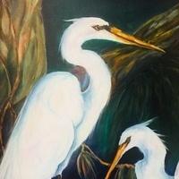 James River Art League Exhibit at Reynolds Community College