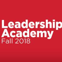 Leadership 101 Workshop