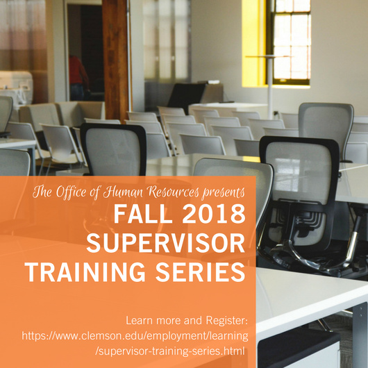 Supervisor Training Series - Performance Management and SMART Goals