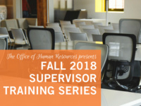 Supervisor Training Series - Writing Effective Position Descriptions