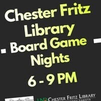 Chester Fritz Library Game Nights