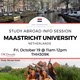 Maastricht University Study Abroad Info Session
