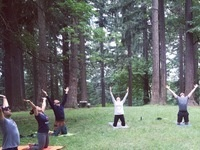 Urban Yoga Hike PDX