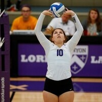 Kenyon College Volleyball vs  Otterbein University