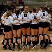 Kenyon College Volleyball vs  The College of Wooster