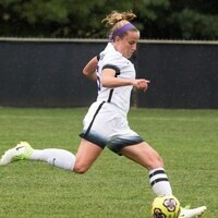 Kenyon College Women's Soccer vs  Allegheny College - Senior Day