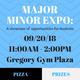 Major Minor Expo
