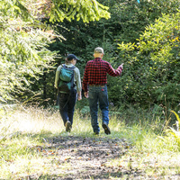 Serving Unhoused People & Sustaining Our Natural Areas