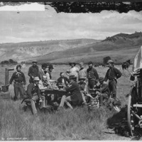 NASC Colloquium: History of the Scientific Discovery of Glaciers in the American West