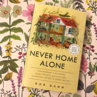 NASC Colloquium: Never Home Alone: Stories of Biodiversity