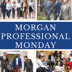 Morgan Professional Monday