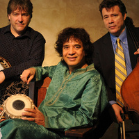 BÉLA FLECK, ZAKIR HUSSAIN, AND EDGAR MEYER