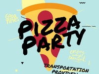 International Student Pizza Party and Shopping