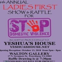 "6th Annual ""Ladies First"" Show & Raffle"