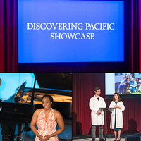 Discovering Pacific Showcase