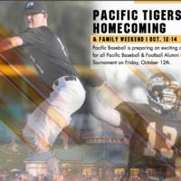 Pacific Baseball and Football Alumni Golf Scramble