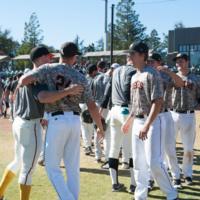 Pacific Alumni Baseball Game