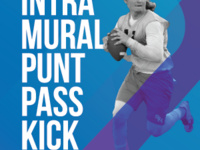 Intramural Punt, Pass, & Kick Competition
