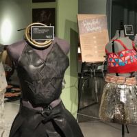 DIY day at the CU Musem: Upcycle t-shirts