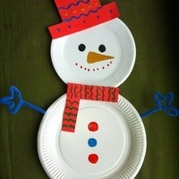 Craft Time: Snowmen
