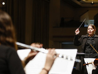 Chamber Orchestra, Symphony Orchestra, and Wind Symphony