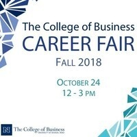 College of Business Fall 2018 Career Fair