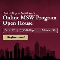 FSU Online MSW Program Open House