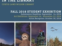 Student Art in the Library: Now Accepting Submissions