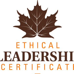 "Ethical Leadership Certificate: Session 1 "" Leadership and Values"""