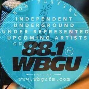 Tie-Dye with WBGU-FM