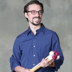 Faculty Artist Series: Daniel Piccolo, Percussion