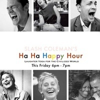 Ha Ha Happy Hour