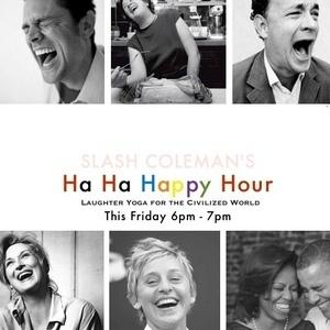 Ha Ha Happy Hour