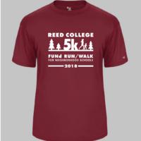 Reed College 5k FUNd RUN/WALK