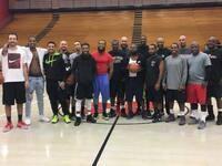 Men's Basketball Alumni Game - Homecoming Weekend 2018