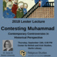 Contesting Muhammad: Contemporary Controversies in Historical Perspective